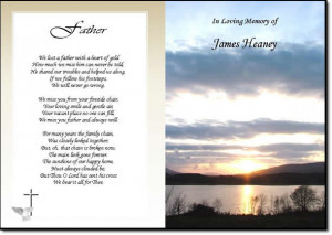 miss you dad quotes from beautiful dad poem funeral poems dear dad ...