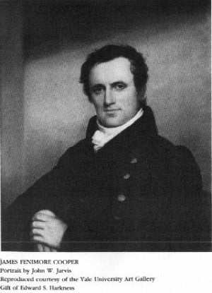 About 'James Fenimore Cooper'