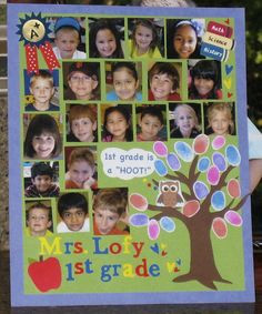 ... yearbook page for my daughter s 1st grade class more my daughter 1st