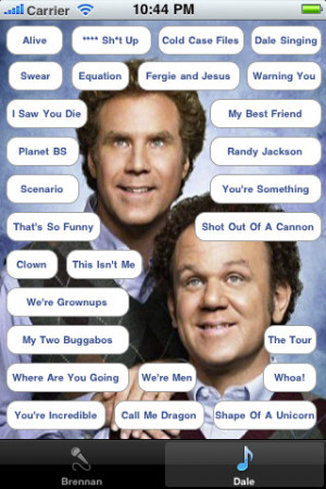 Funny Step Brothers Quotes Step brothers quote