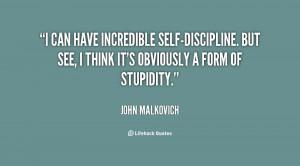 Self Discipline Motivational Quotes