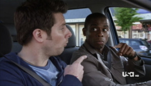 """Psych – """"What is this, Fight Club for butlers?"""""""