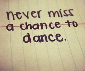 ... my crazy dancer friends!!!! I miss being able to say this! :/ #Quote