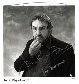 John Rhys-Davies - Gimli