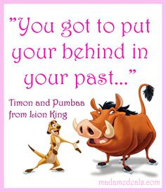 """... Life - """"sometimes you gotta put your behind in the past"""" #quotes"""