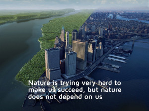 Posted in Quantum Revolution Quotes   Tagged Action For Nature