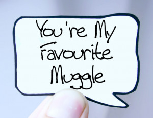harry potter magnet funny birthday quote for harry potter fans