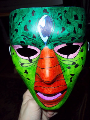 Dbz Cell Mask...