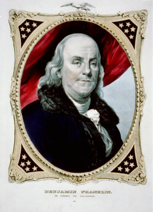 90 Miles From Tyranny : Benjamin Franklin Quotes