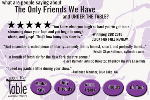 Only Friends Quotes