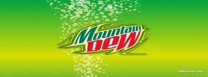 Mountain Dew Facebook Cover