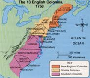Jamestown The First English