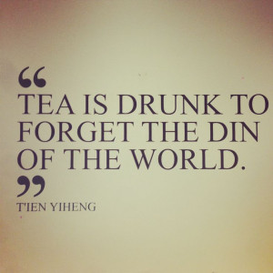 ... on all things Tea and Dorset. Live.Breath.Drink Dorset Tea