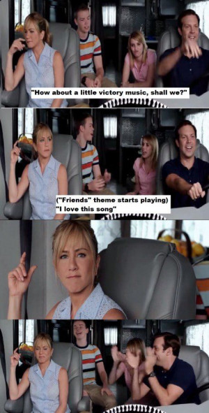 Blooper from We're the Millers // funny pictures - funny photos ...