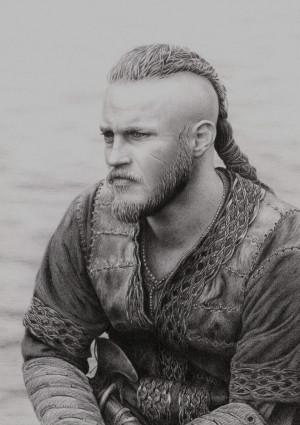 Ragnar Lothbrok Wallpaper...