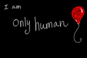 am only human by Ashley22895