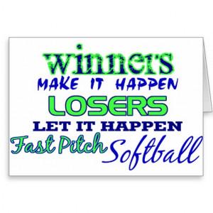 for softball team quotes and sayings softball team quotes and sayings ...