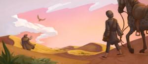 The Alchemist: In the Desert