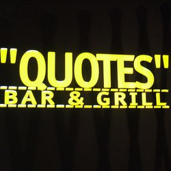 Quotes Bar & Grill - Toronto, ON, Canada by Kat F.