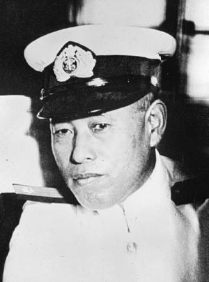 Admiral Isoroku Yamamoto (1884-1943) led the Japanese attack against ...
