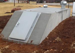 Concrete Storm Shelters Oklahoma