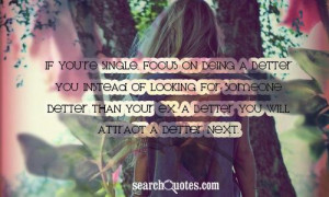 Being Single Quotes & Sayings