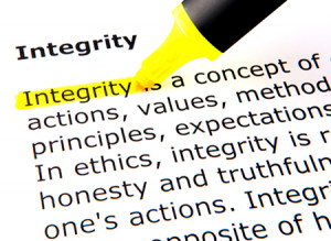 dennis prager dependability integrity the characteristic of never ...