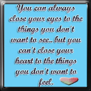 CANT CLOSE YOUR HEART Image
