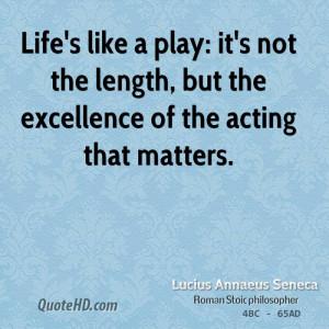 Stoic Philosophy Quotes Seneca Quotes Life Read Sources Seneca Younger ...