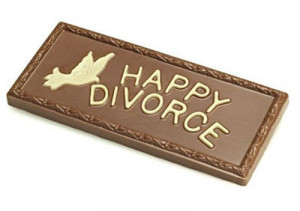 the happy divorce chocolate bar made from finest belgian chocolate