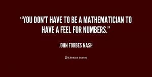 John Nash Quotes