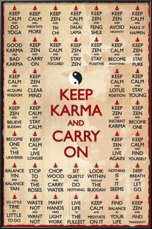 Good Karma Bad Karma