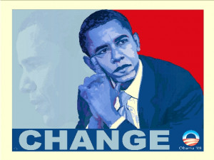barack obama s presidential campaign was based on a promise of change ...