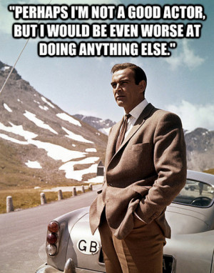 Funny Sean Connery Quotes Make You Feel Smarter Photo