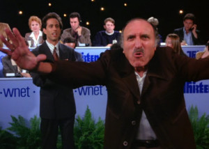 Uncle Leo Seinfeld Gif
