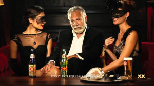18 shares the most interesting man in the world has now entered the ...