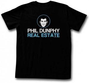 Phil Dunphy Real Estate Modern Family T-Shirt