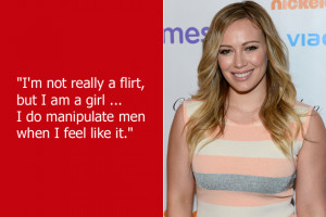 Hilary Duff single-handedly set the plight of a whole gender back with ...