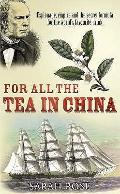 For All the Tea in China: Espionage