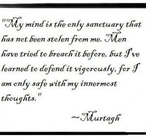 Murtagh from Eragon