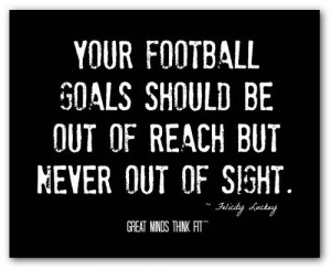 Posts related to Good Motivational Soccer Quotes