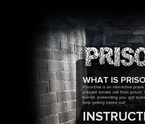 Prison Dial - Send Calls from Prison!