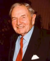 ... the evidence he didn t believe in them rockefellers david rockefeller