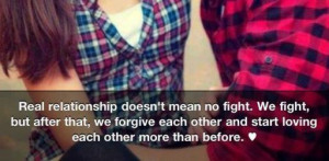 Quotes About Boyfriends And Girlfriends Fighting We fight but after ...