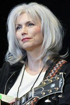 Emmylou Harris Gray Hair