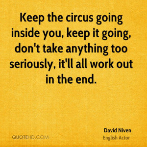 Keep It Going Quotes