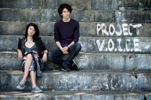 Phil Kaye and Sarah Kay co-direct Project V.O.I.C.E. together ...