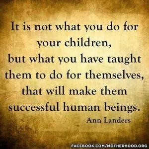 Good Parenting Quote