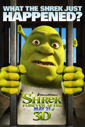 """Shrek Forever After"""" drops this summer, on May 21st. Also to appear ..."""