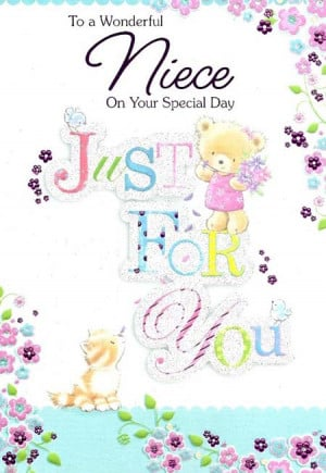 Birthday quotes niece wallpapers